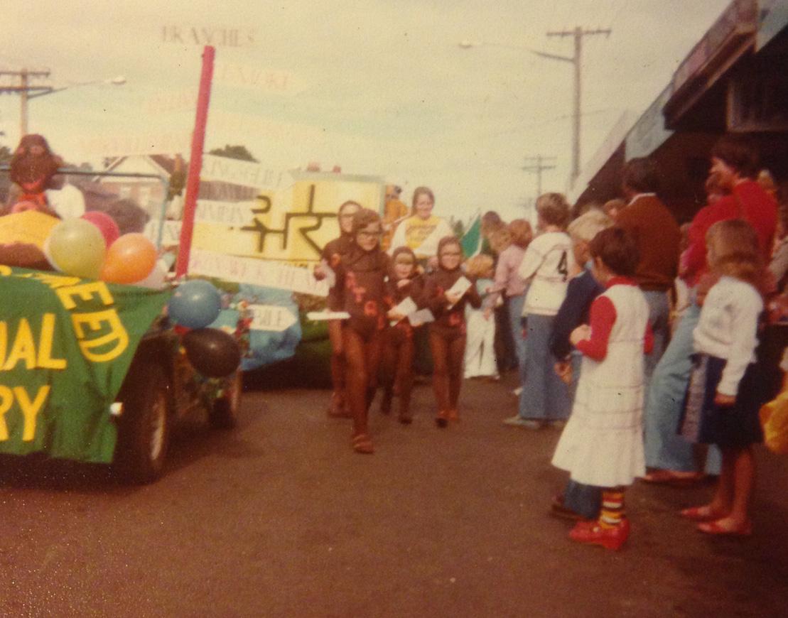 Lismore, NSW, 1979.